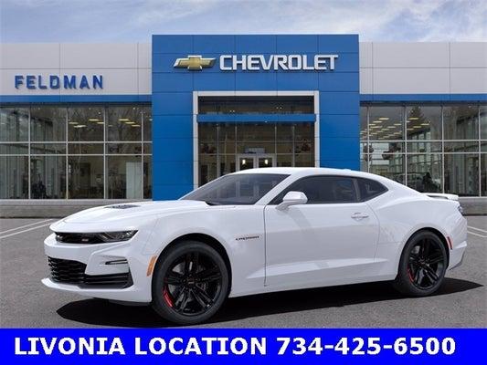 2021 Chevrolet Camaro Ss Redline Edition New Hudson Mi Highland Novi Livonia Michigan 1g1fh1r78m0101357