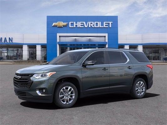 2021 Chevrolet Traverse Lt 1lt New Hudson Mi Highland Novi Livonia Michigan 1gnergkw0mj102301