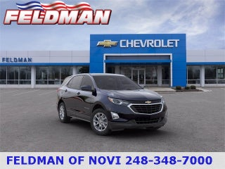 New Chevrolet Equinox Columbus Oh