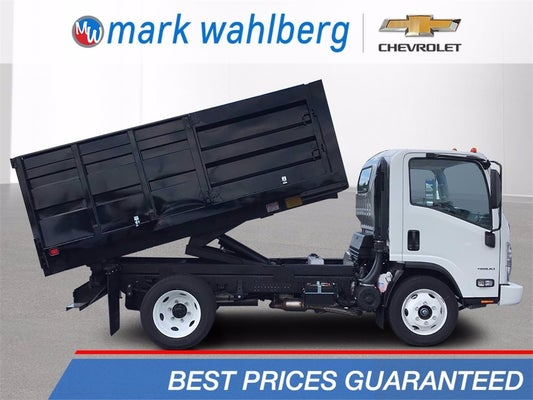 2019 Chevrolet Low Cab Forward 4500 Chassis Cab